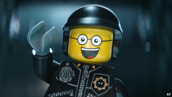 Rebuilding the ad break: more disruptive content marketing from LEGO brand