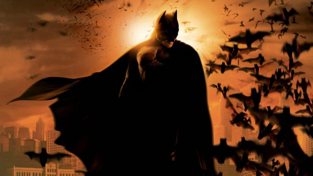 Batman's why