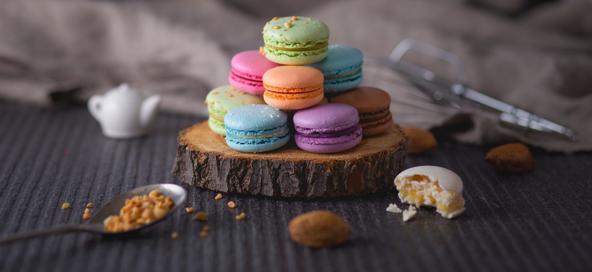 Luxury Branding and the Macaron Effect:  why we covet luxury and the way it makes us feel